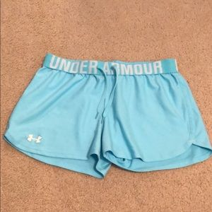 EUC Under Armour play it up shorts